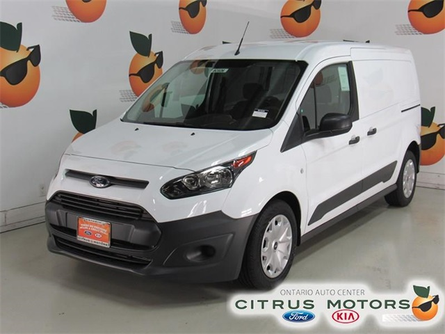 New 2018 ford transit connect xl 4d cargo van in ontario for Citrus motors ford ontario ca